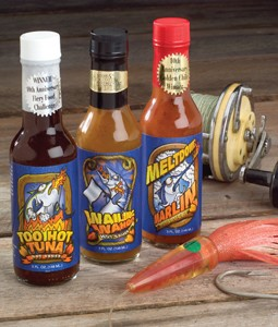 Real Heat Hot Sauce Gift Pack